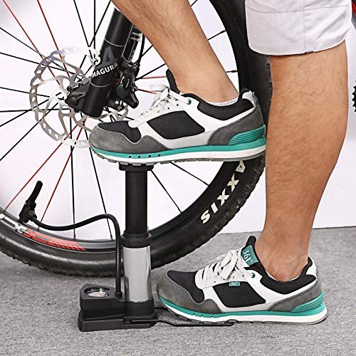 Mini Portable Air Foot Pump Car And Bike - New Mini Foot Pump
