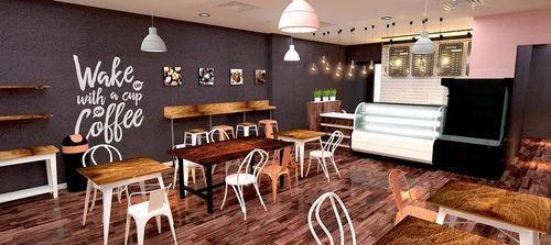 cafe designs in bengaluru  jp nagar by novi design