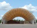 Dome Shape Sheds