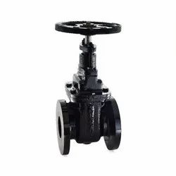 1079A PN 1.0 Cast Iron Sluice Valve Flanged