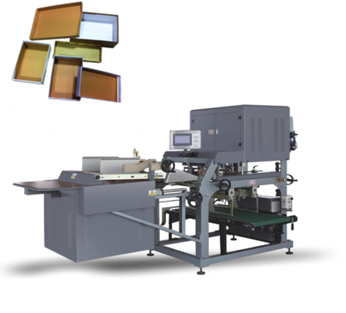Corrugated Box Making Machine Packaging Amp Lamination