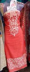 Embroidered Unstitched Ladies Kurti