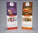 Flex Poster Standy 3 ft x 6 ft Printing