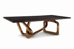 PVD Coated Dinning Table