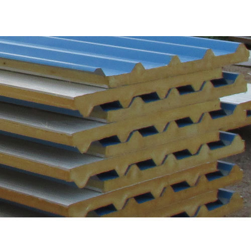 Roof Panel Insulated Metal Roof Panel Manufacturer From Kochi