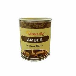 Resin Amber Incense Resin 50 Gram Jar Pack