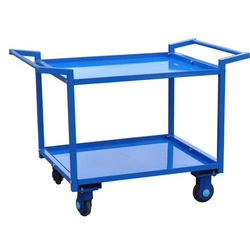 Warehouse Material Handling Trolley