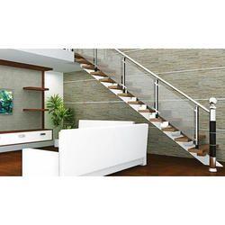SS Modular Stair Railing