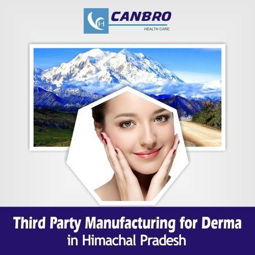 Only Brand Third Party Manufacturing For Derma In Himachal