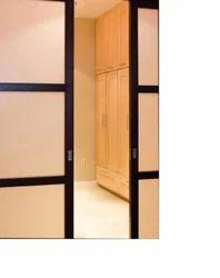 Aluminum Sliding Door, Interior