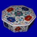Italian Marble Jewellery Box