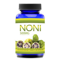 Noni Capsules, for Commercial, 500mg