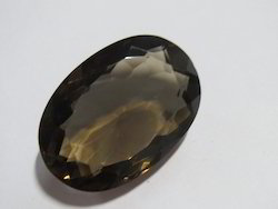 Smokey Quartz Loose Faceted Semi Precious Gemstones