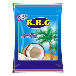 Coconut Oil Packaging Pouch