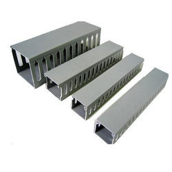 pvc wiring channel polyvinyl chloride wiring channel instronics rh indiamart com wiring channel wall wiring channel wall