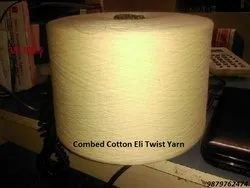 Combed Cotton Eli Twist Yarn