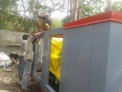 Generator Canopy Fabrication Service