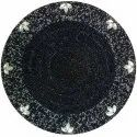 Black Beaded Place Mats