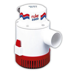 4000 GPH Rule Bilge Pump Submersible