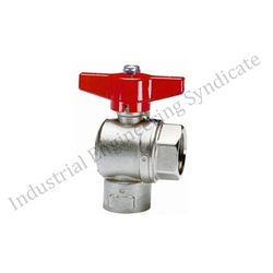 Cim Right Angle Full Way Ball Valve
