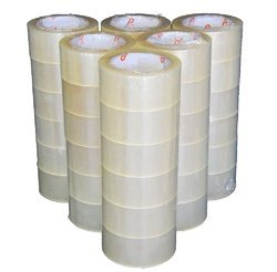 QFix BOPP Self Adhesive Tapes, Packaging Type: Box