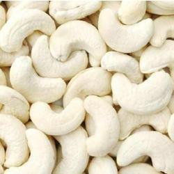 Natural Wholes Raw White Cashew Nut, Loose, Vacuum Bag