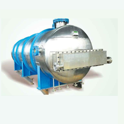 Shell & Tube Heat Exchanger, for Food Process Industry, Oil
