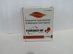 Drotaverine Hydrochloride Mefenamic Acid Tablets