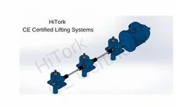 Hitork Ce Certified Lifting System-6