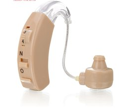 UN-158 BTE Style Ear Amplifier Cheap Hearing Aids