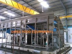 Modular Plain Belt Conveyors