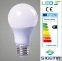 A60 7W 9W 12W 220V LED Light Bulb