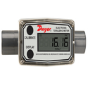 PVC Electronic Totalizing Meter