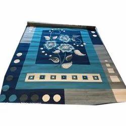Floral Printed Room Carpet