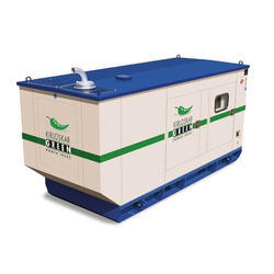 Silent or Soundproof Oil Cooling Kirloskar Diesel Generator Set