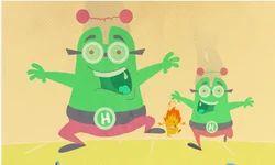 2D Flash Animation Services
