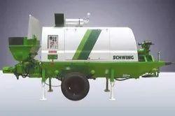 Schwing Stetter Concrete Pump SP-1807