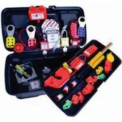 OSHA Electrical Lockout tool box kit