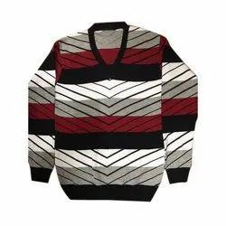 Soloni Hosiery Winter Full Sleeve School Sweater