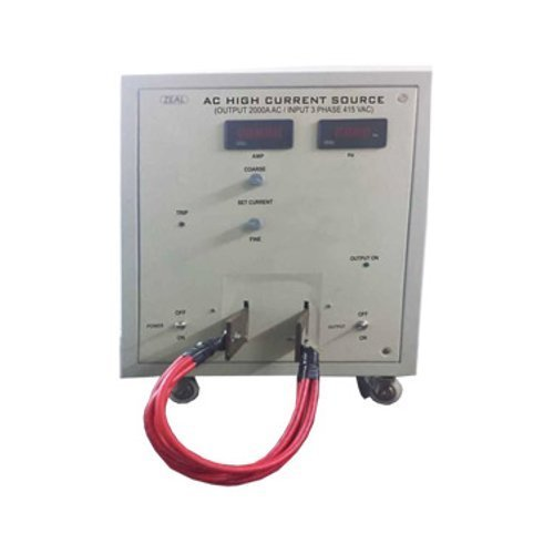 Zeal AC Current Source ( 2000A ), for Industrial Automation