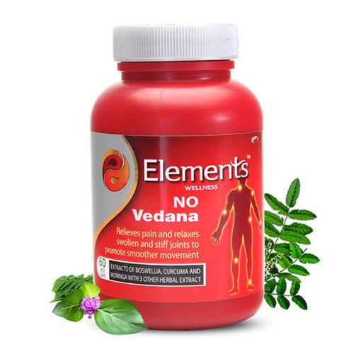 No Vedana Capsules, Packaging Type: Bottle