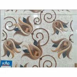 Ceramic Printed Modular Wall Tile, Thickness: 10 - 12 mm