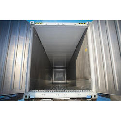 Insulated Shipping Container On Lease