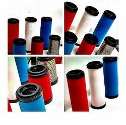 Reciprocating Compressor Suction Filters AIR OIL ELEMENT, For Industrial