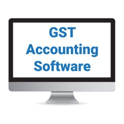 Desktop Based GST Accounting Software