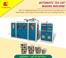High Quality Tea Cup Making Machine