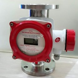 Rotameter with Transmitter