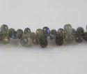 Labradorite Faceted Gemstone Beads