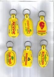 Promotinal ABS Mould Keychain, Packaging Type: Box, Size: Standard