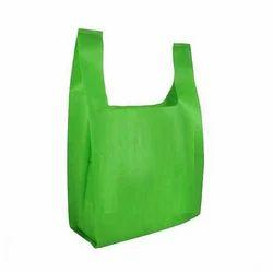 Plain Non Woven U Cut Bag